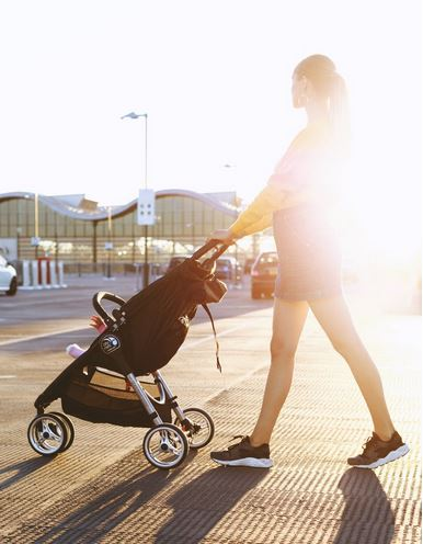 Pram Power – a new outdoor class for Mums & Bubs