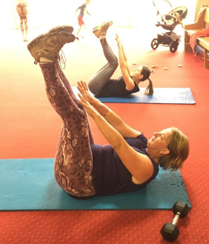 Arana Hills Fitness Classes