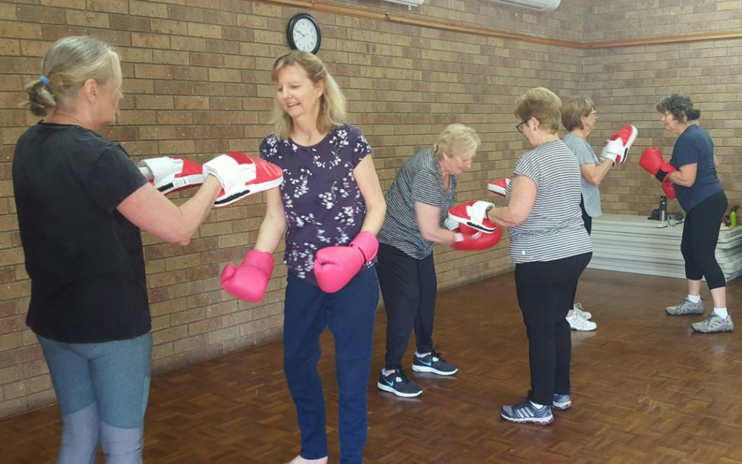 55+ Exercise Classes – Samford and Arana Hills