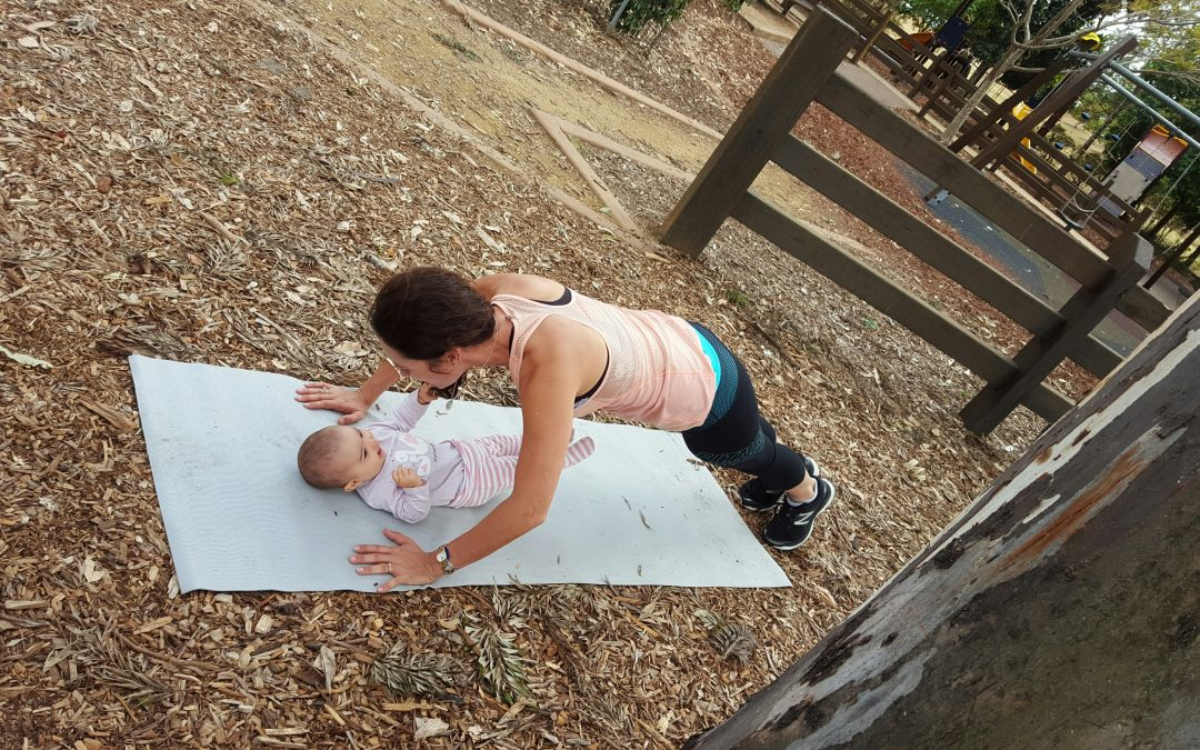 Mums and Bubs Fitness Classes – Arana Hills and Samford
