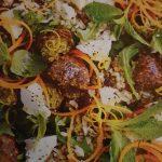 falafel-feta-rice-salad