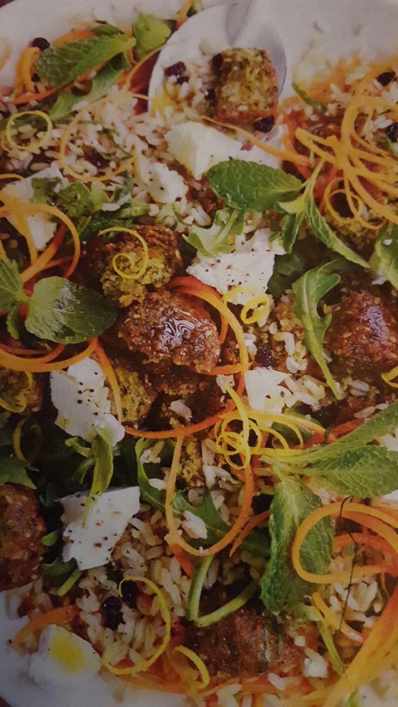 falefel salad
