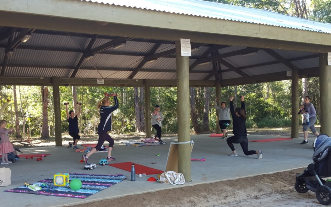 Group Exercise Classes in the Northern Suburbs of Brisbane