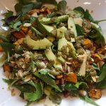 freekeh-pumpkin-salad