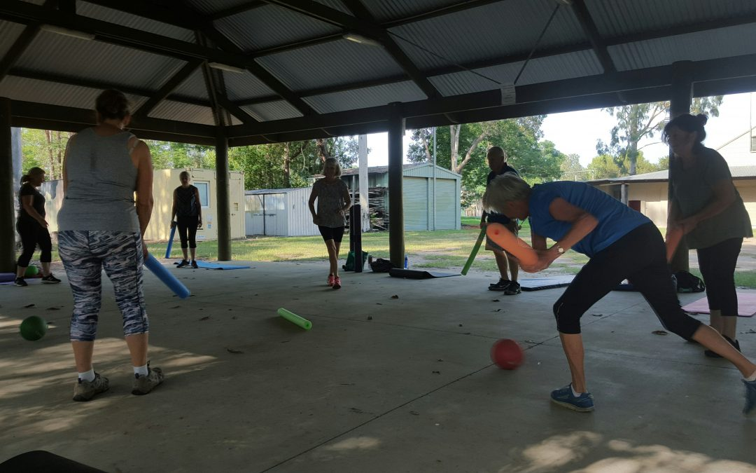 Over 60s Fitness Classes – Brisbane Northside